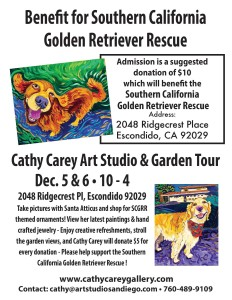 Cathy Carey Flyer