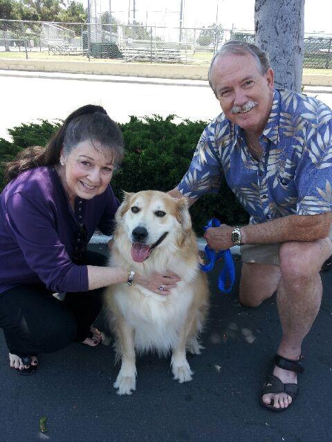 Cody Adoption Day #2 June 2014
